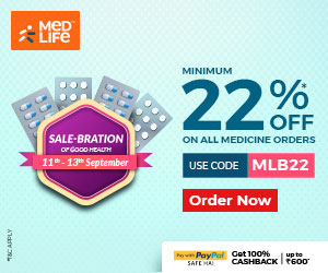 Medlife Medicine Delivery Offer Code